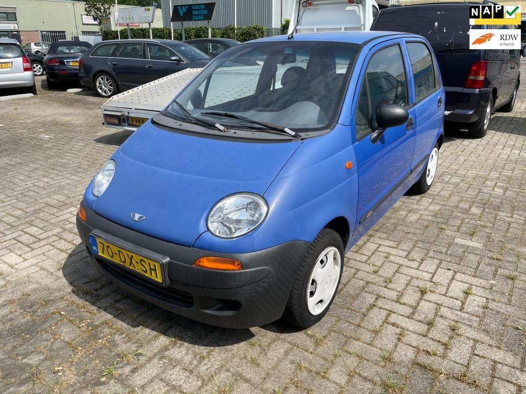 Daewoo Matiz occasion - Autobedrijf A Van Esch