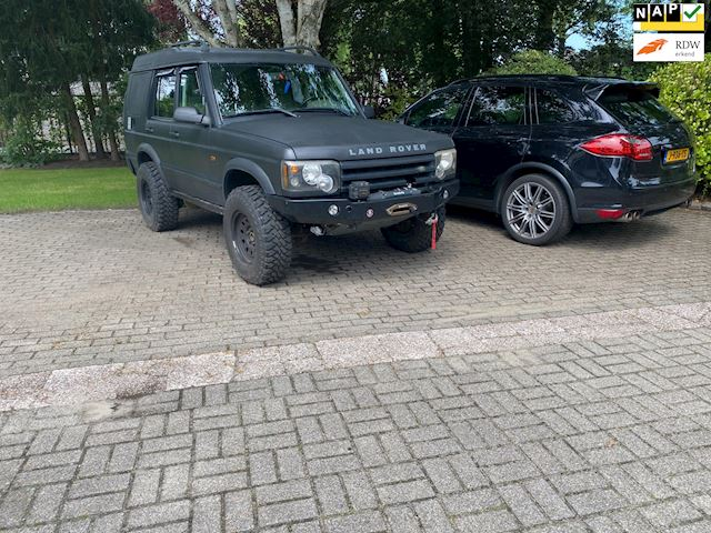 Land Rover Discovery 2.5 Td5 E