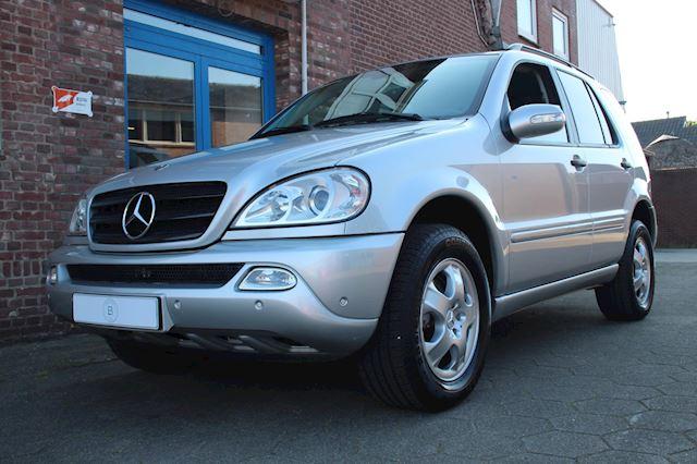 Mercedes-Benz M-klasse 270 CDI