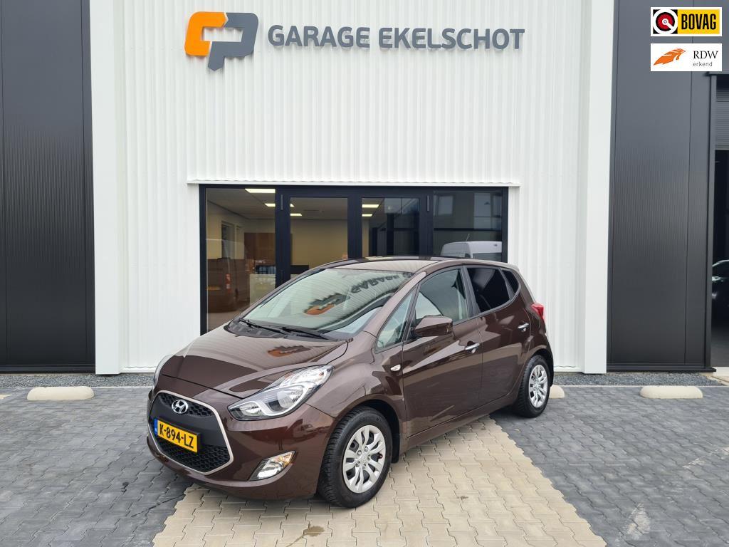 Hyundai Ix20 occasion - Garage Ekelschot BV