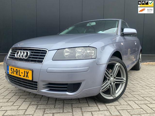 Audi A3 1.6 FSI '05 Clima/18'Lmv/OrgNl/Apk07-'22/Nap