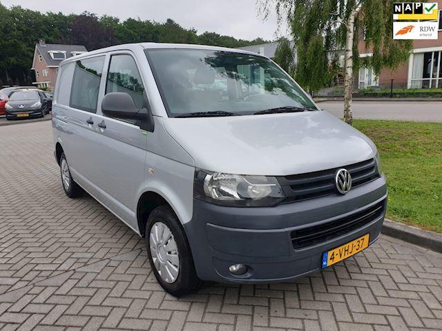 Volkswagen Transporter 2.0 TDI L1H1 DC Comfortline dubbel cabine airco marge