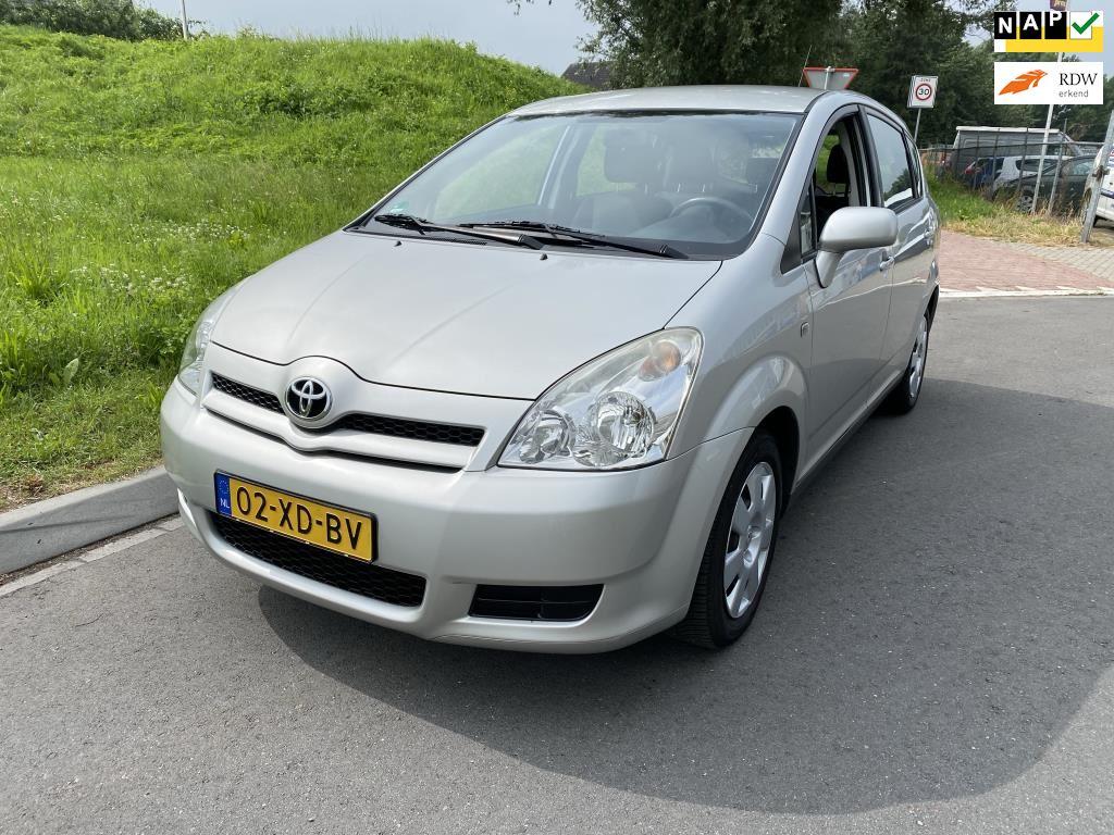 Toyota Verso occasion - RW Cars