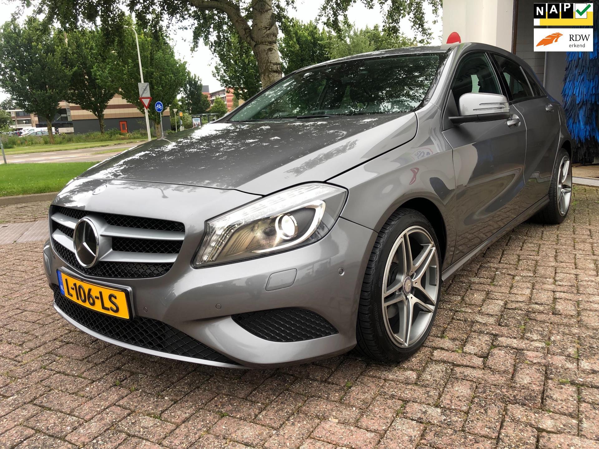 Mercedes-Benz A-klasse occasion - Westland Occasion