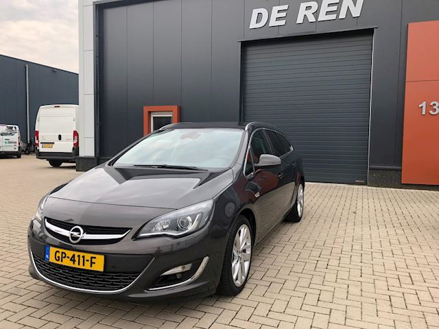 Opel Astra Sports Tourer occasion - Autobedrijf de Ren