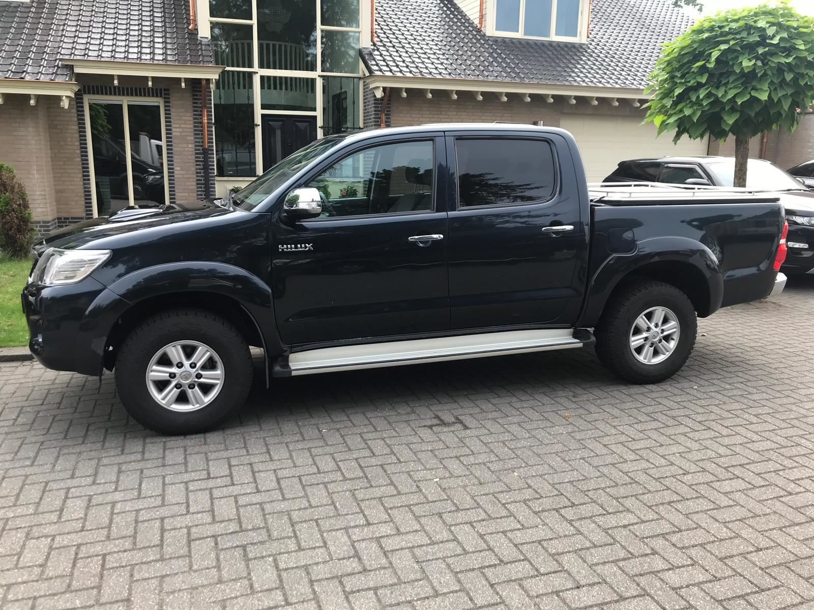 Toyota HiLux occasion - Van Sabben Auto's