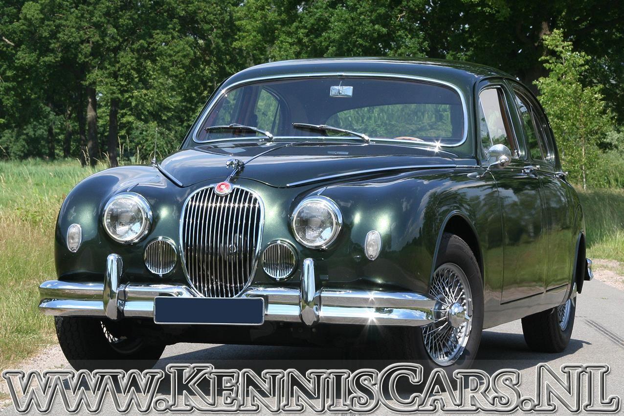 Jaguar 1959 Mark I 3.4 Saloon occasion - KennisCars.nl