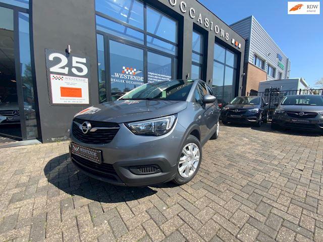 Opel Crossland X 1.2 Turbo Edition APPLE/ANDROID NAVI STOELVERWARMING CRUISE 3/12M GARANTIE