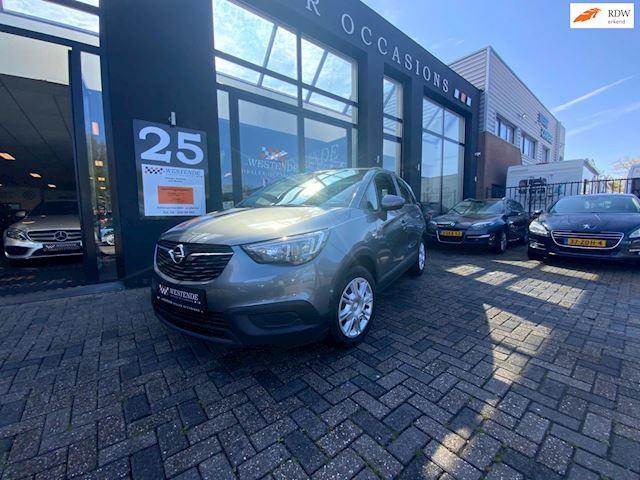 Opel Crossland X 1.2 TURBO EDITION APPLE/ANDROID NAVI CRUISE STOELVERWARMING CLIMATE 3/12M GARANTIE
