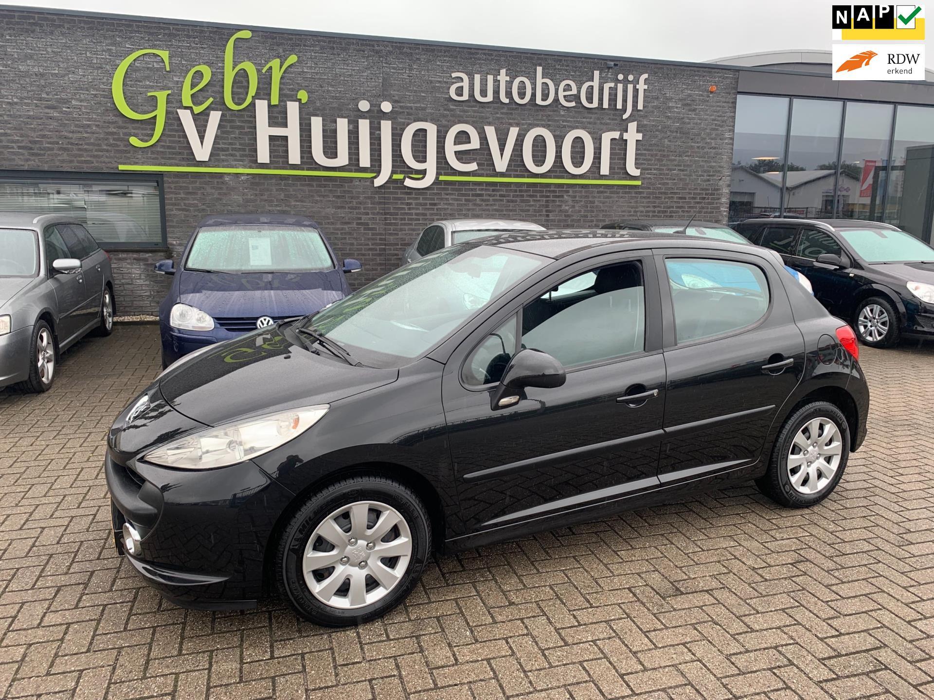 Peugeot 207 occasion - Autobedrijf van Huijgevoort