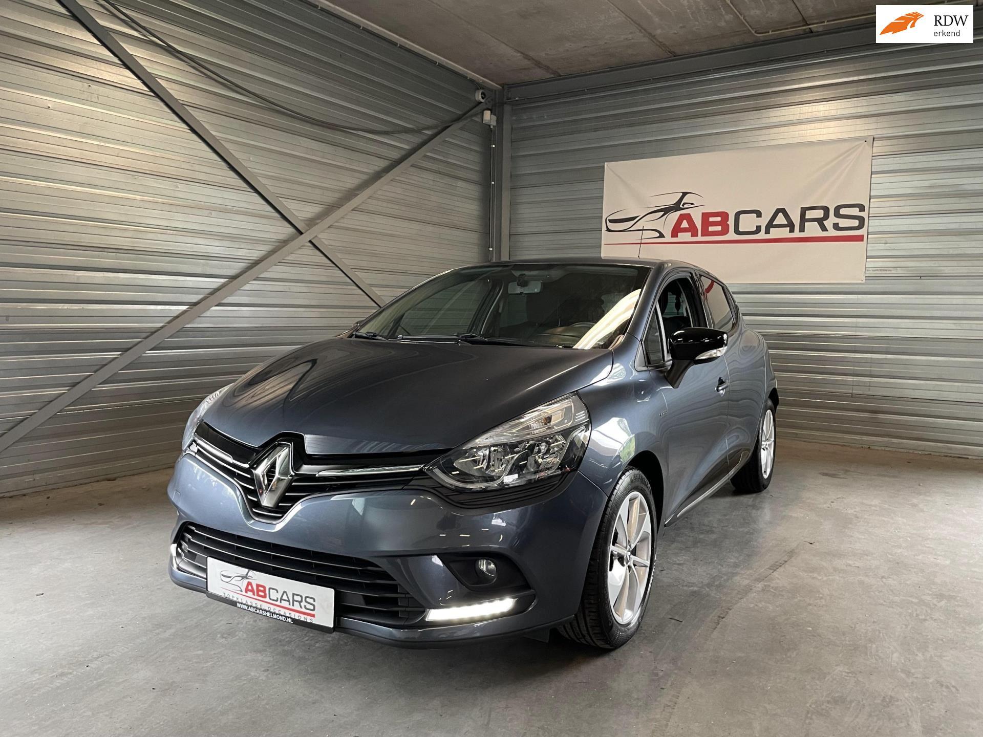 Renault Clio occasion - AB Cars