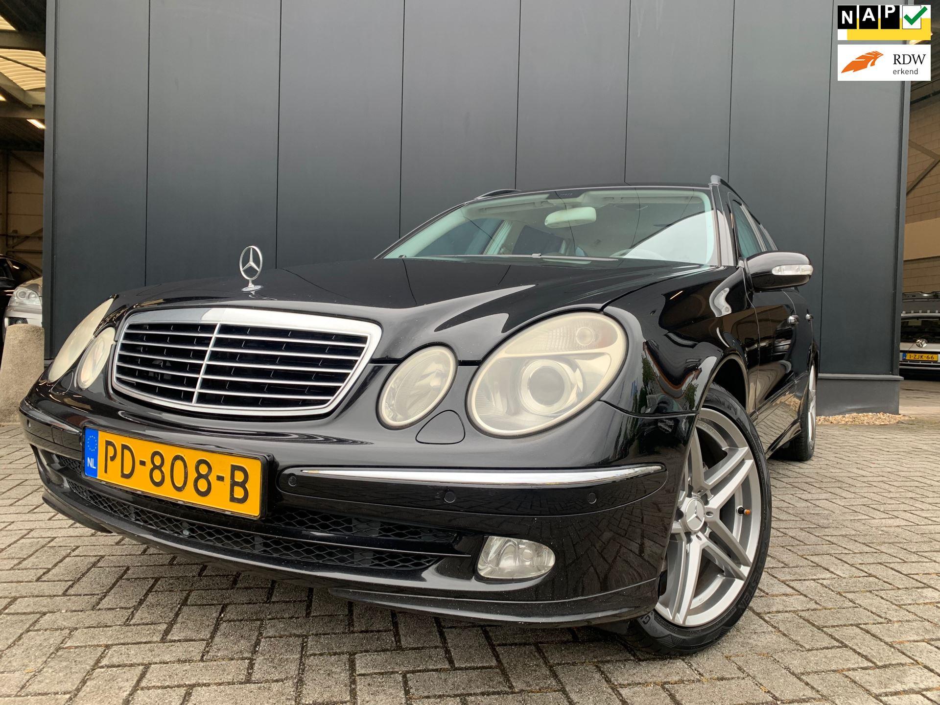 Mercedes-Benz E-klasse Combi occasion - Dennis Jansen Auto's