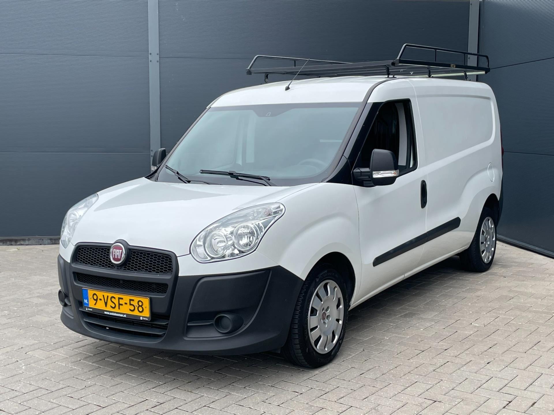 Fiat Doblò Cargo occasion - Van den Brom Auto's