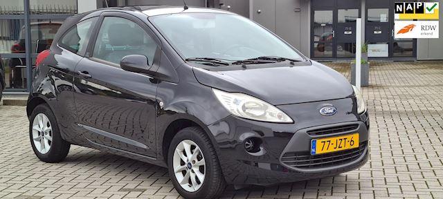 Ford Ka 1.2 Trend Zwart