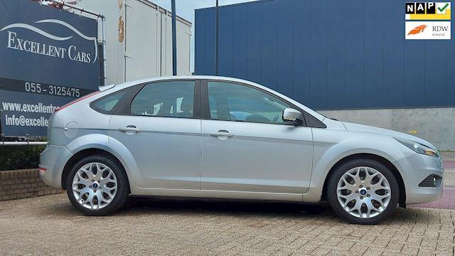 Ford Focus 1.6 Titanium 116 PK 17 inch Lmv