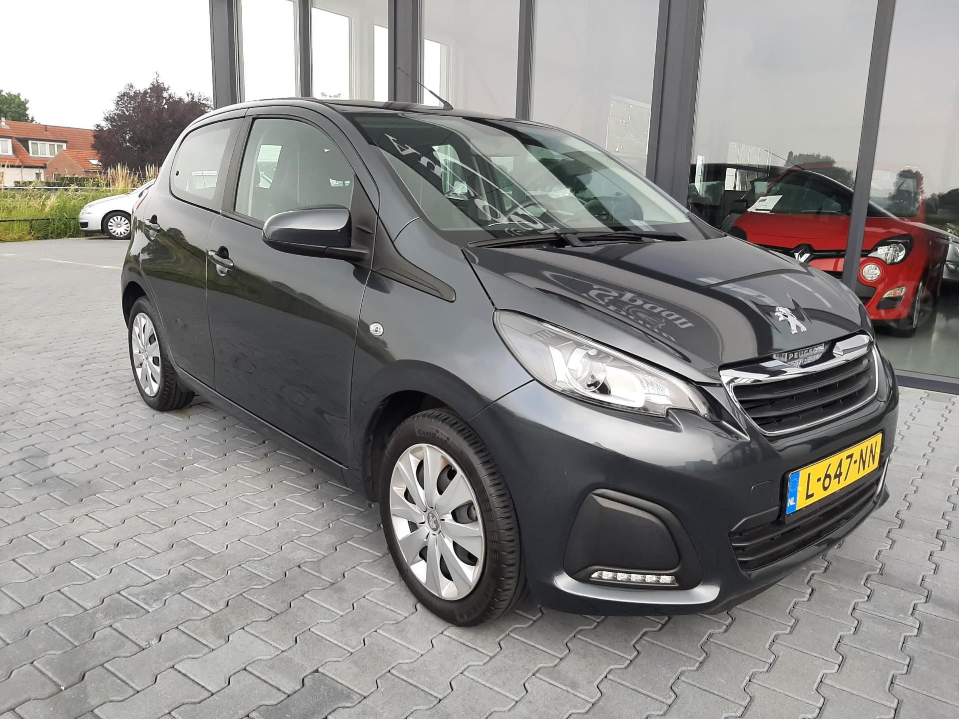 Peugeot 108 occasion - Auto Spaan