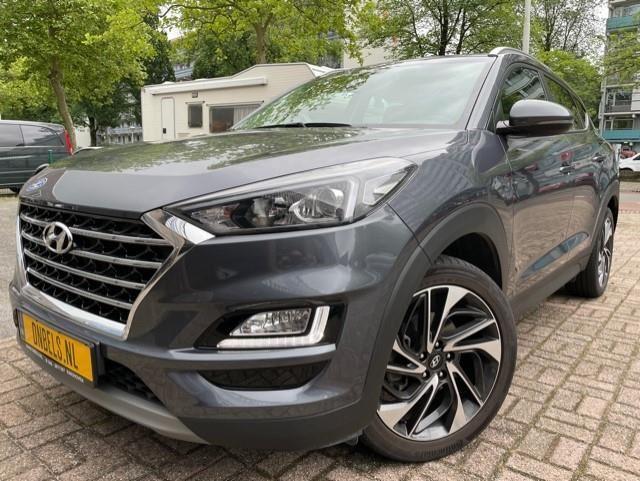 Hyundai Tucson occasion - D'n Bels