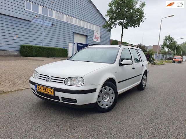 Volkswagen Golf Variant 1.4-16V Ocean/AIRCO/ 2 X SLEUTELS/BOEKJES/ELEC.PAKET