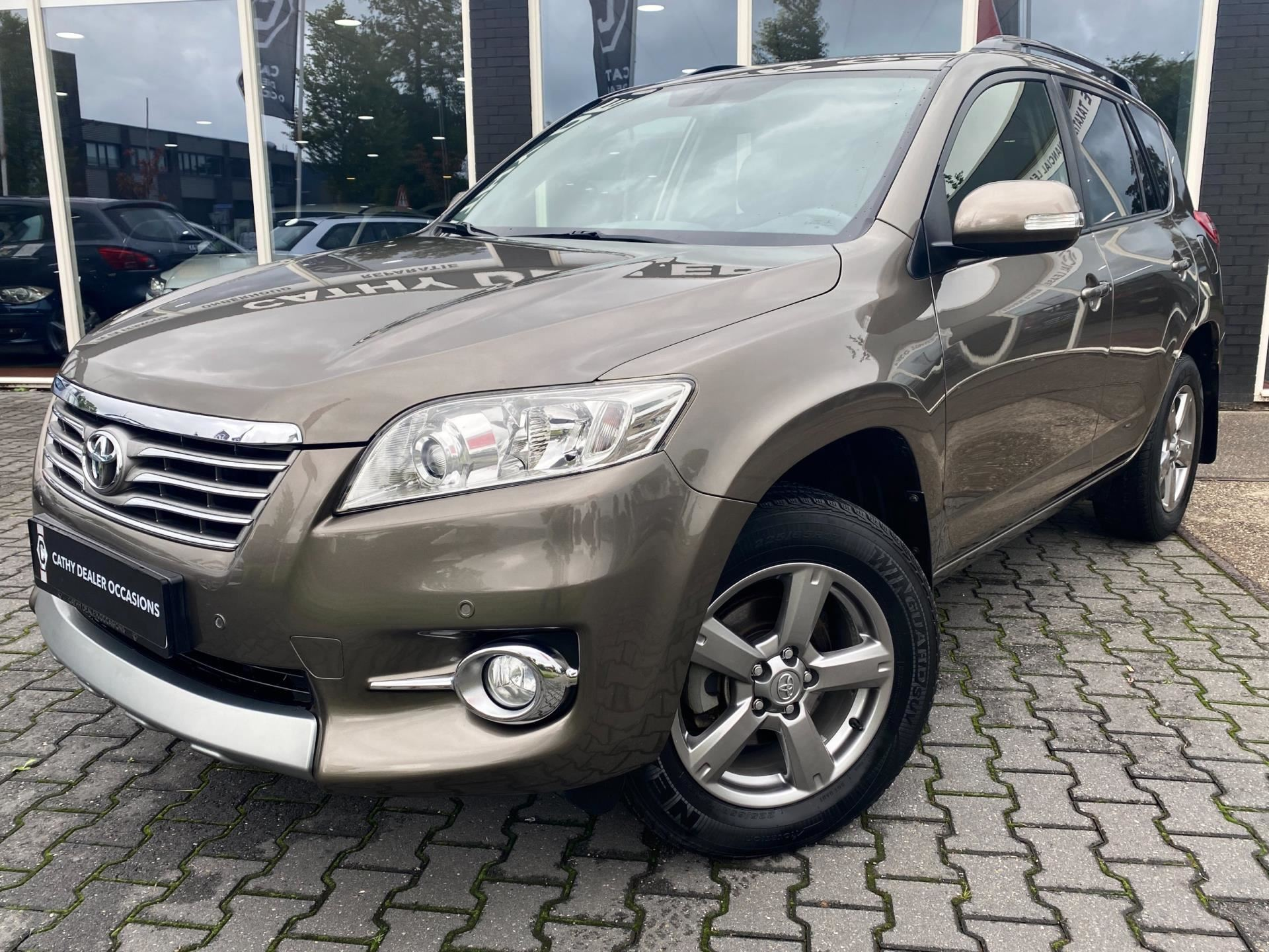 Toyota RAV4 occasion - Cathy Dealer Occasions