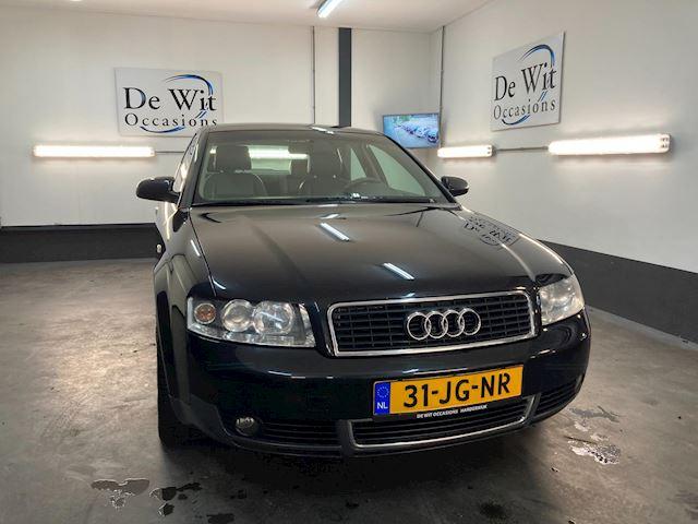 Audi A4 occasion - De Wit Occasions