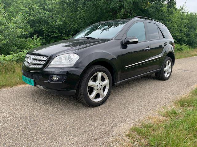 Mercedes-Benz M-klasse 320 CDI Ml grijs kenteken grijskenteken marge
