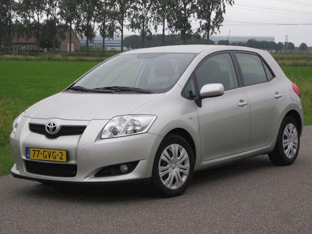 Toyota Auris 1.4-16V Sol Met ECC/Elektr Pakket/Navig/Trekhaak