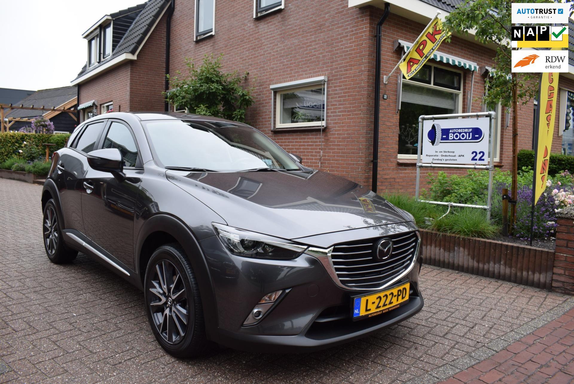 Mazda CX-3 occasion - Autobedrijf Booij