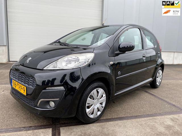 Peugeot 107 1.0 Envy, Airco, Nap, nwe APK, led, bluetooth