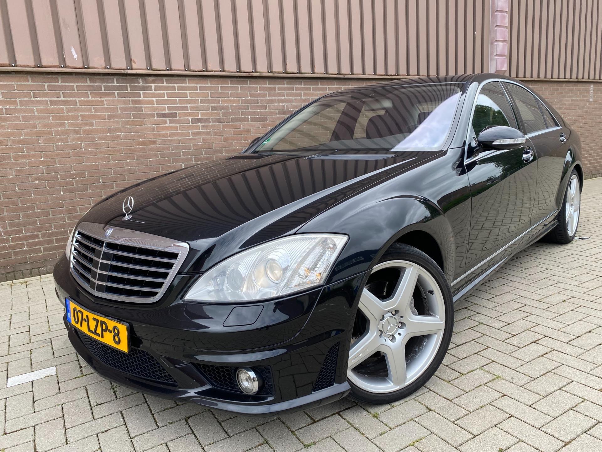 Mercedes-Benz S-klasse occasion - Auto op Afspraak