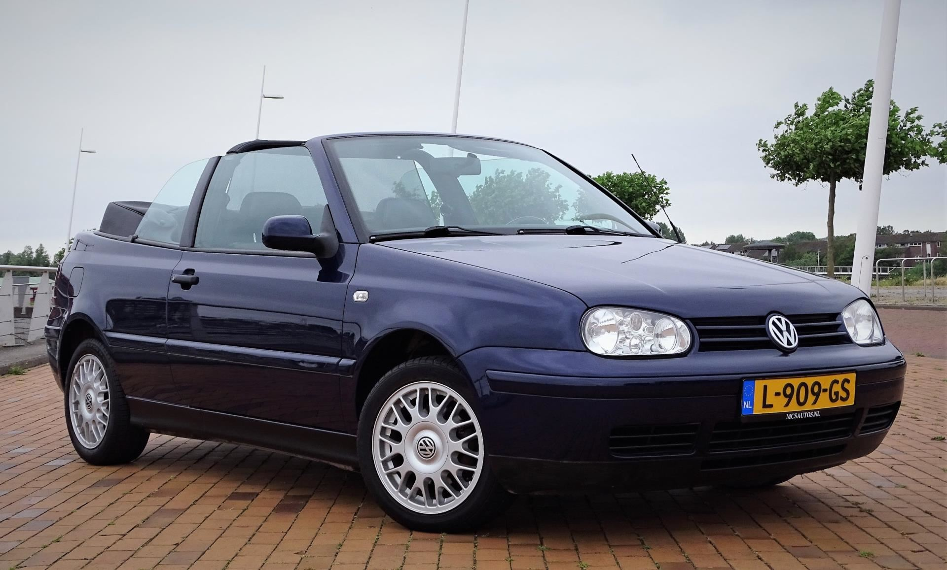 Volkswagen Golf Cabriolet occasion - MCS Auto's
