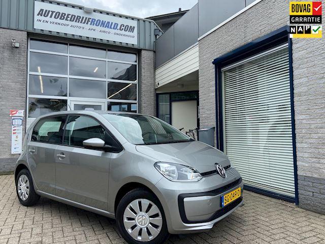 Volkswagen Up! 1.0 BMT move up! Nw.Model/NL.Auto/68DkmAirco/Elc.Pakket/5Deurs/1Ste Eigenaar