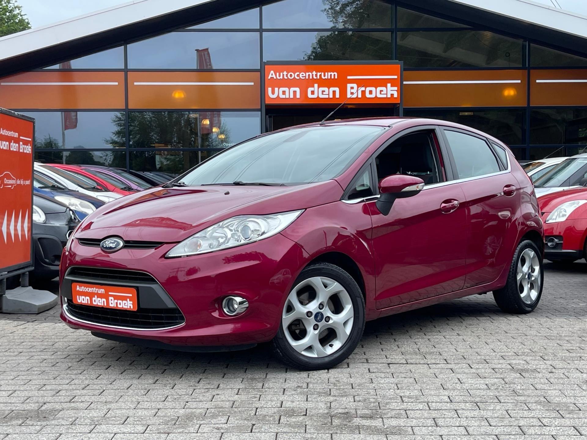 Ford Fiesta occasion - AutoCentrum A. van Den Broek