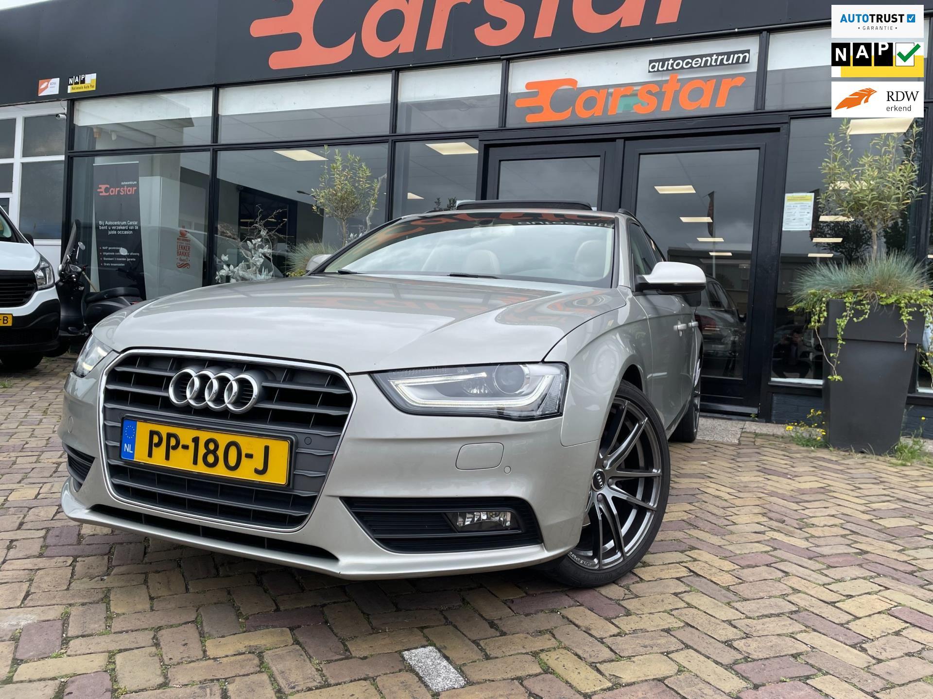 Audi A4 Avant occasion - Autocentrum Carstar