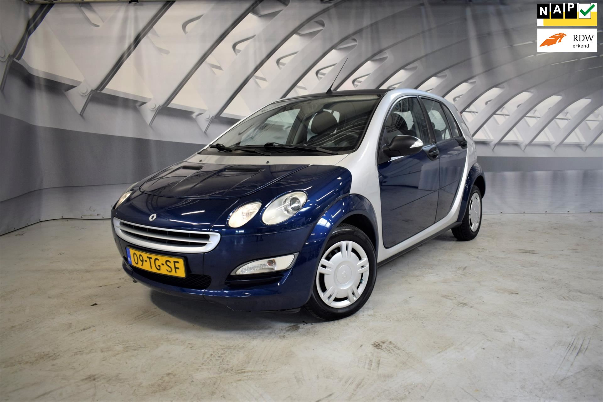 Smart Forfour occasion - Cars4u
