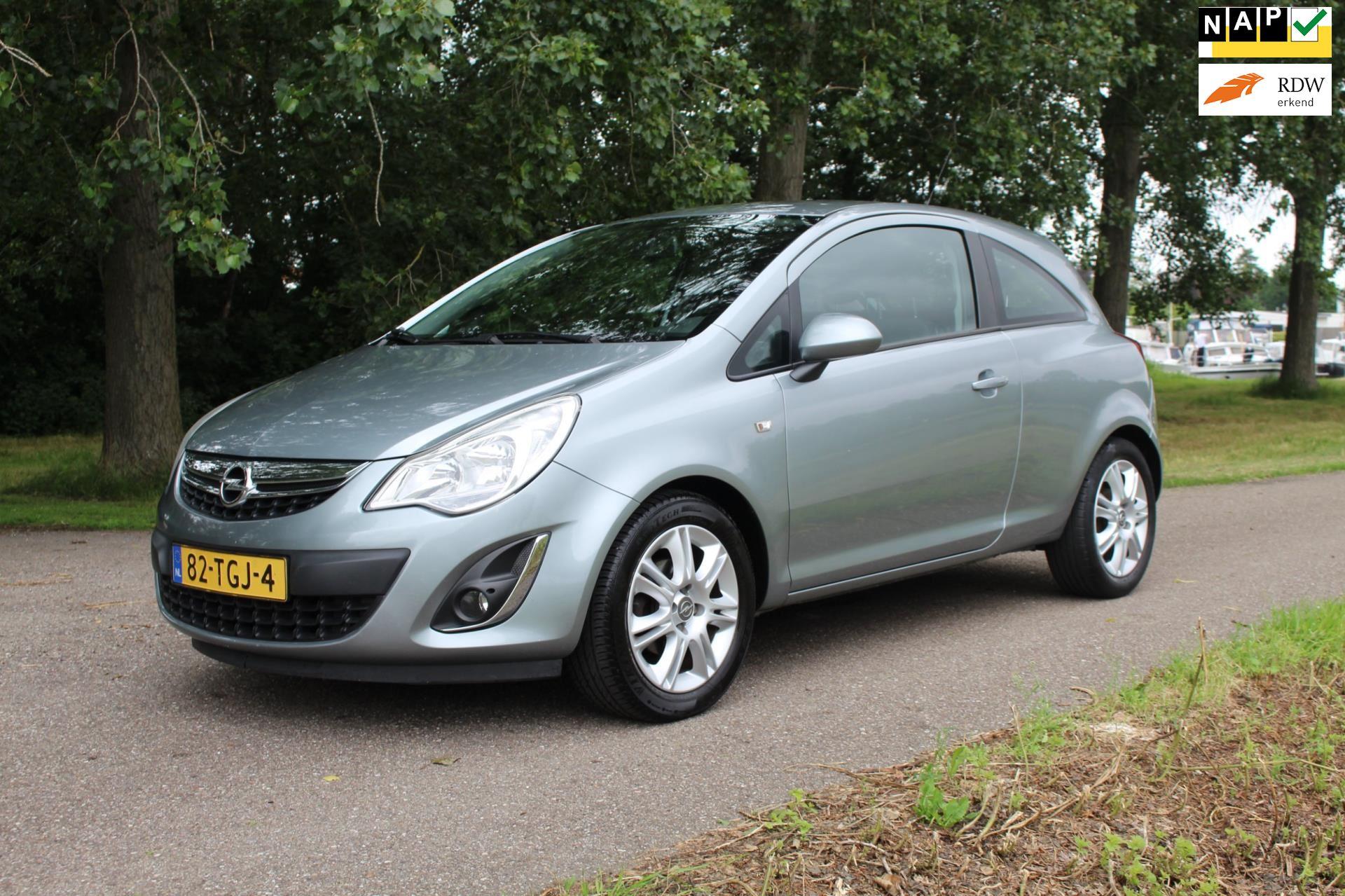 Opel Corsa occasion - Van Vliet Auto's