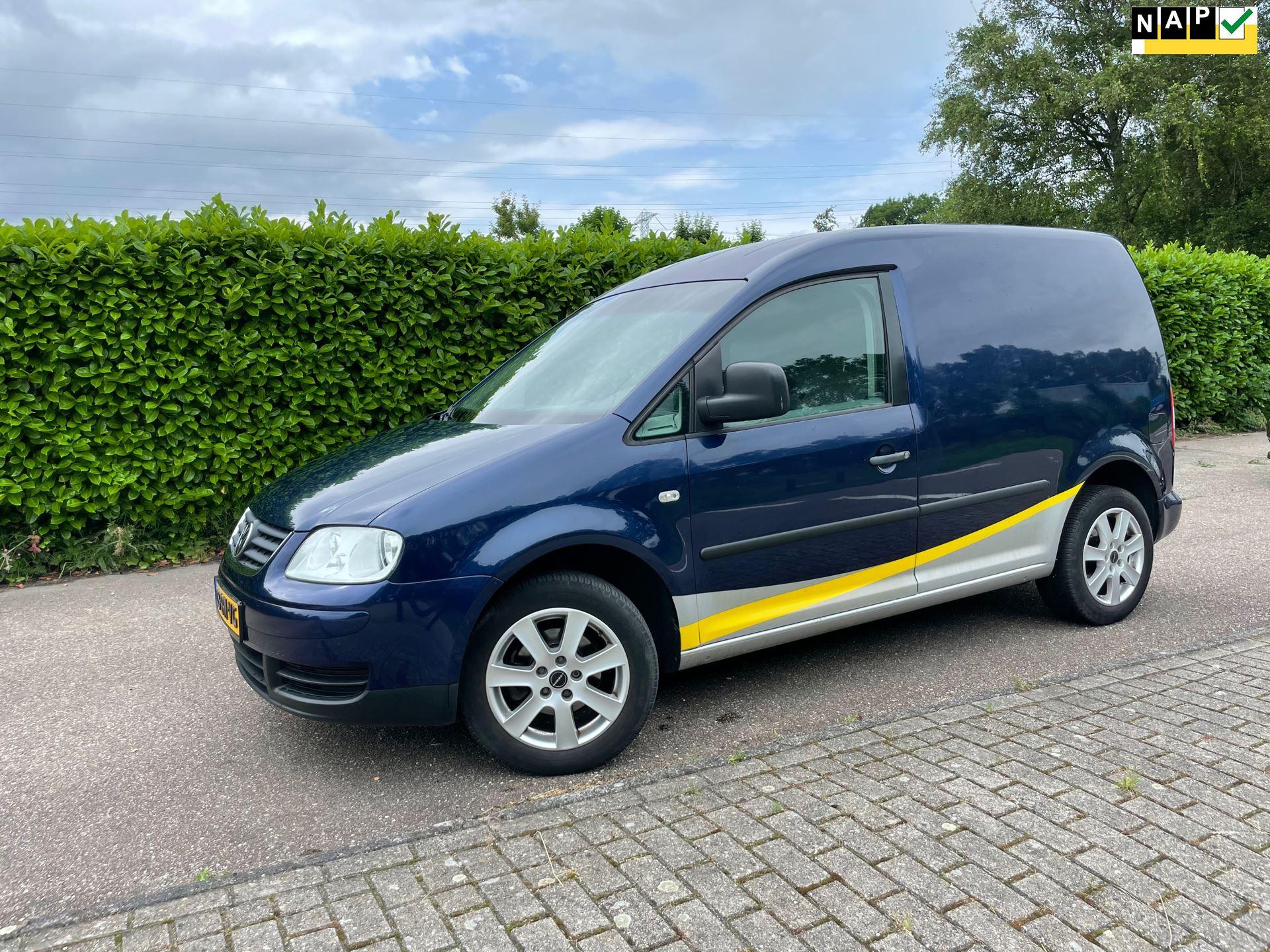 Volkswagen Caddy occasion - R. Oldenburg Auto's