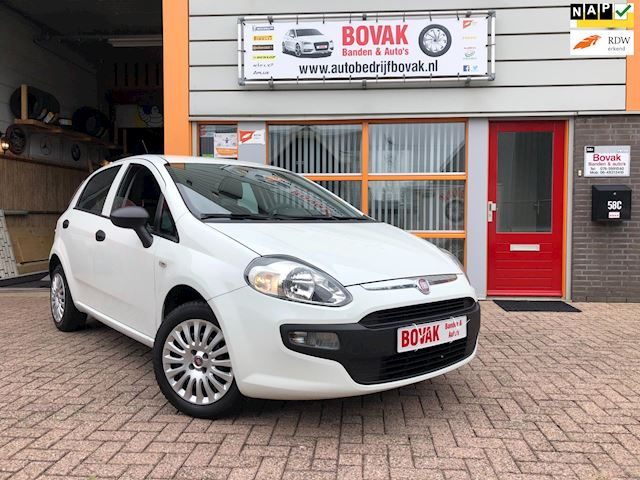 Fiat Punto Evo occasion - Autobedrijf Bovak