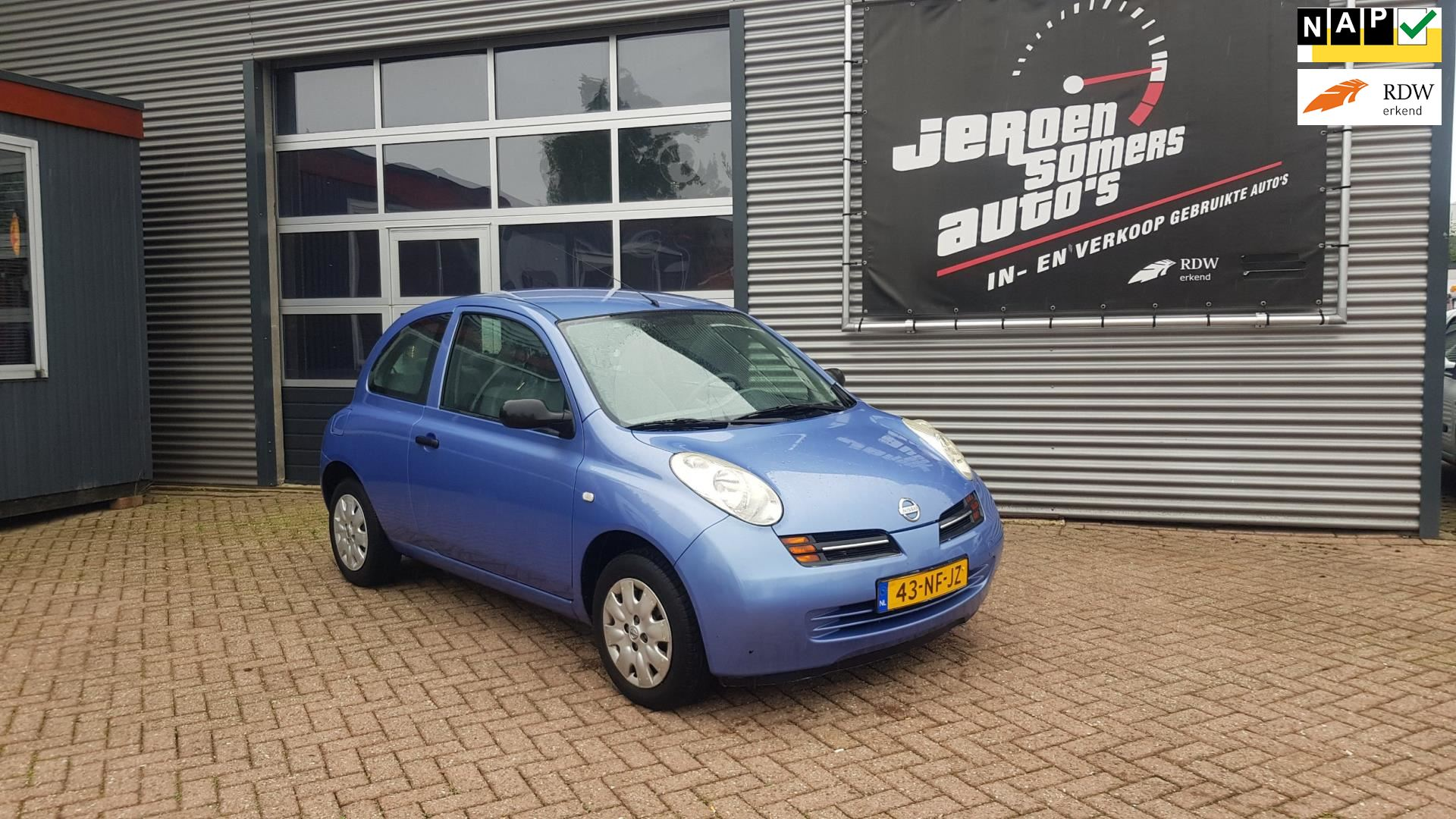 Nissan Micra occasion - Jeroen Somers Auto´s