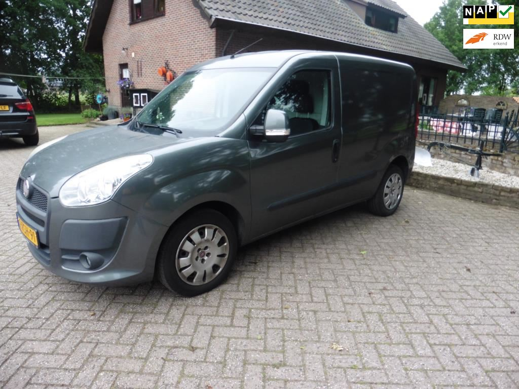 Fiat Doblò Cargo occasion - Autobedrijf de Vries