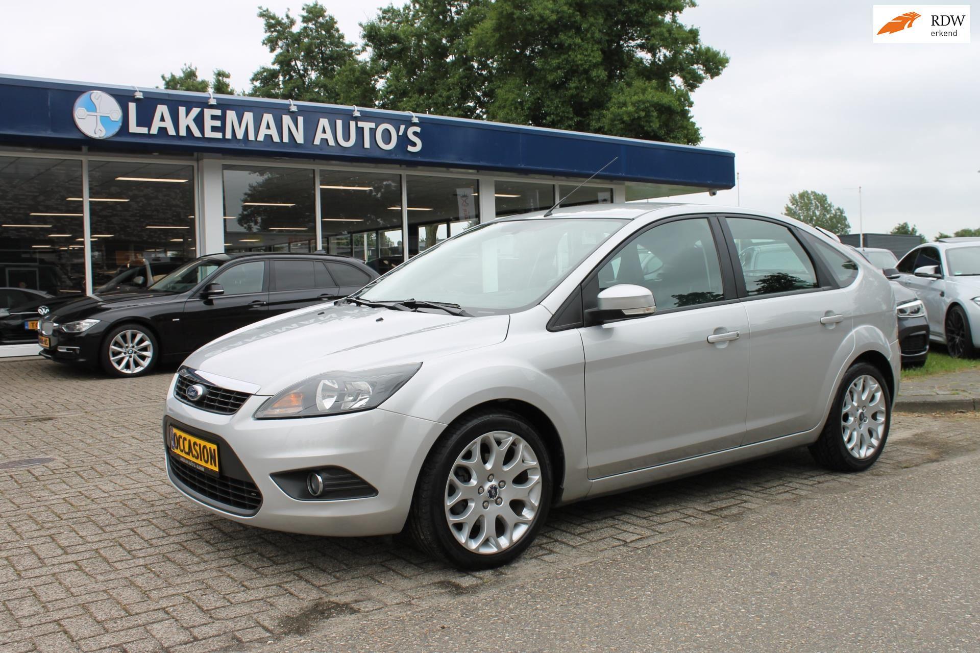 Ford Focus occasion - Lakeman auto's Almere B.V.