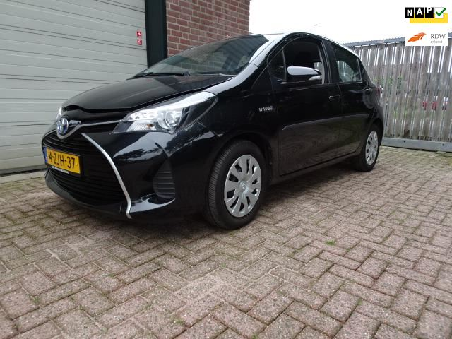 Toyota Yaris occasion - Theo Coppens Auto's