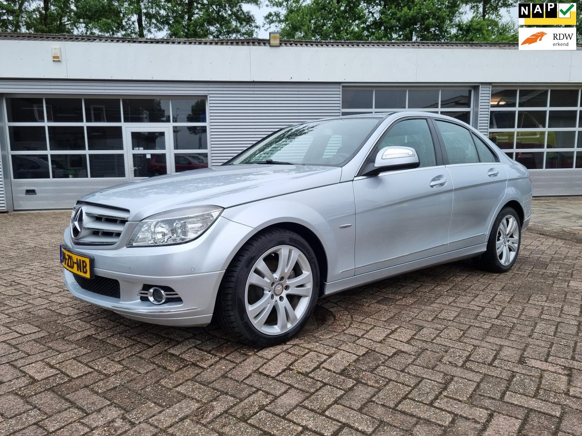 Mercedes-Benz C-klasse occasion - Hoeve Auto's