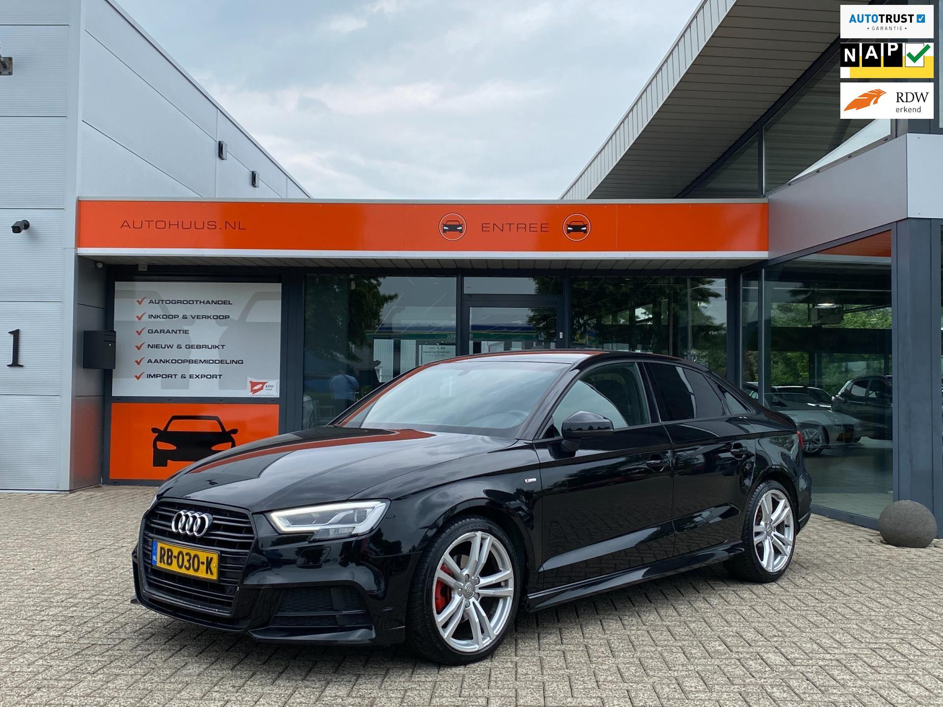 Audi A3 Limousine occasion - Autohuus B.V.