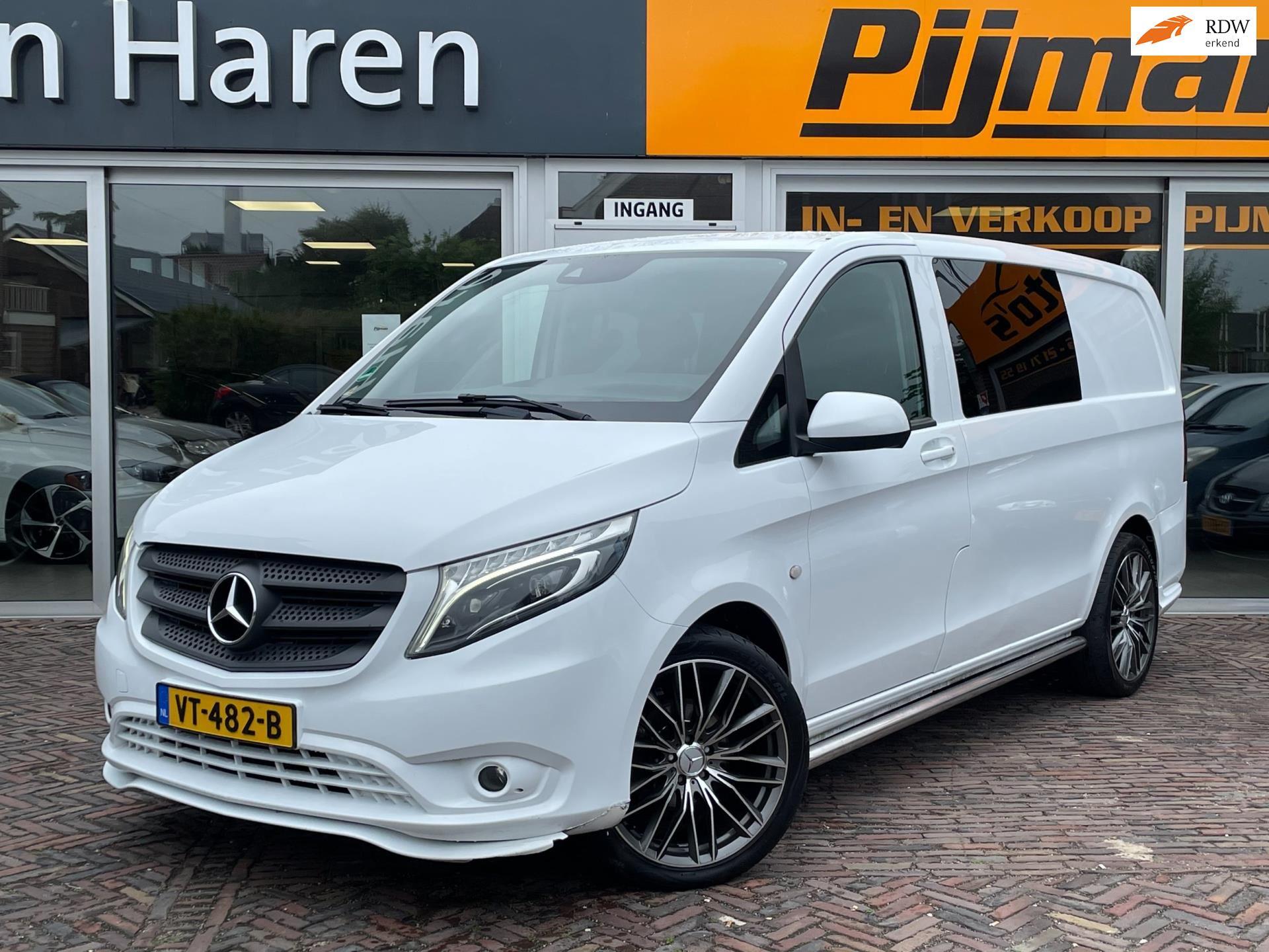 Mercedes-Benz Vito occasion - Pijman Auto's