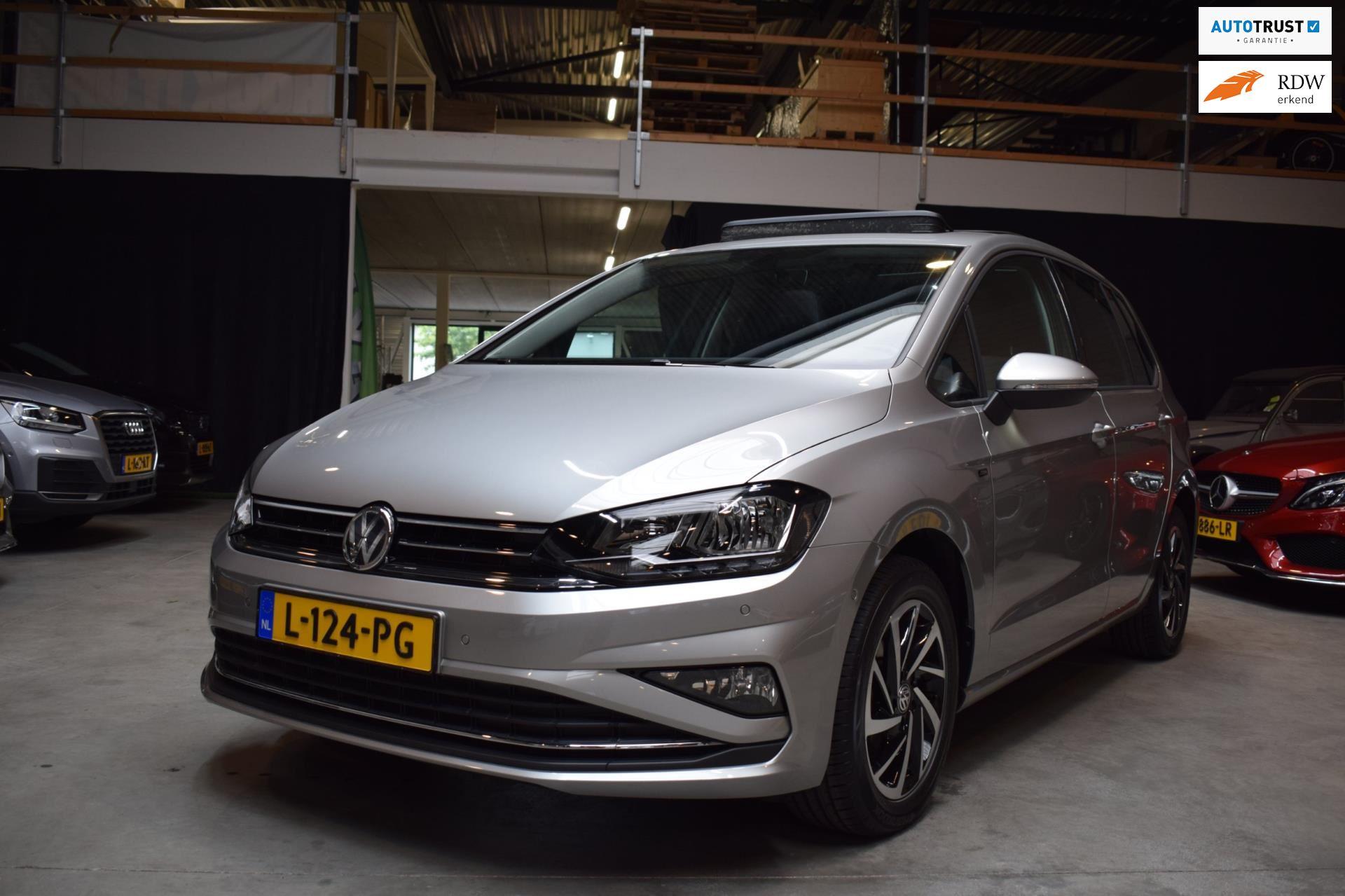 Volkswagen Golf Sportsvan occasion - AutoMobie