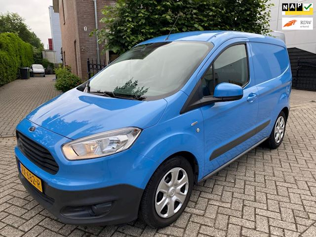 Ford Transit Courier 1.0 Trend airco btw/bpm vrij 101pk