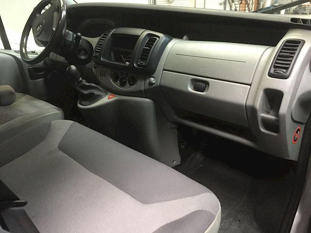 Opel Vivaro 1.9 CDTI Airco Verlengd Dubbel cabine Marge