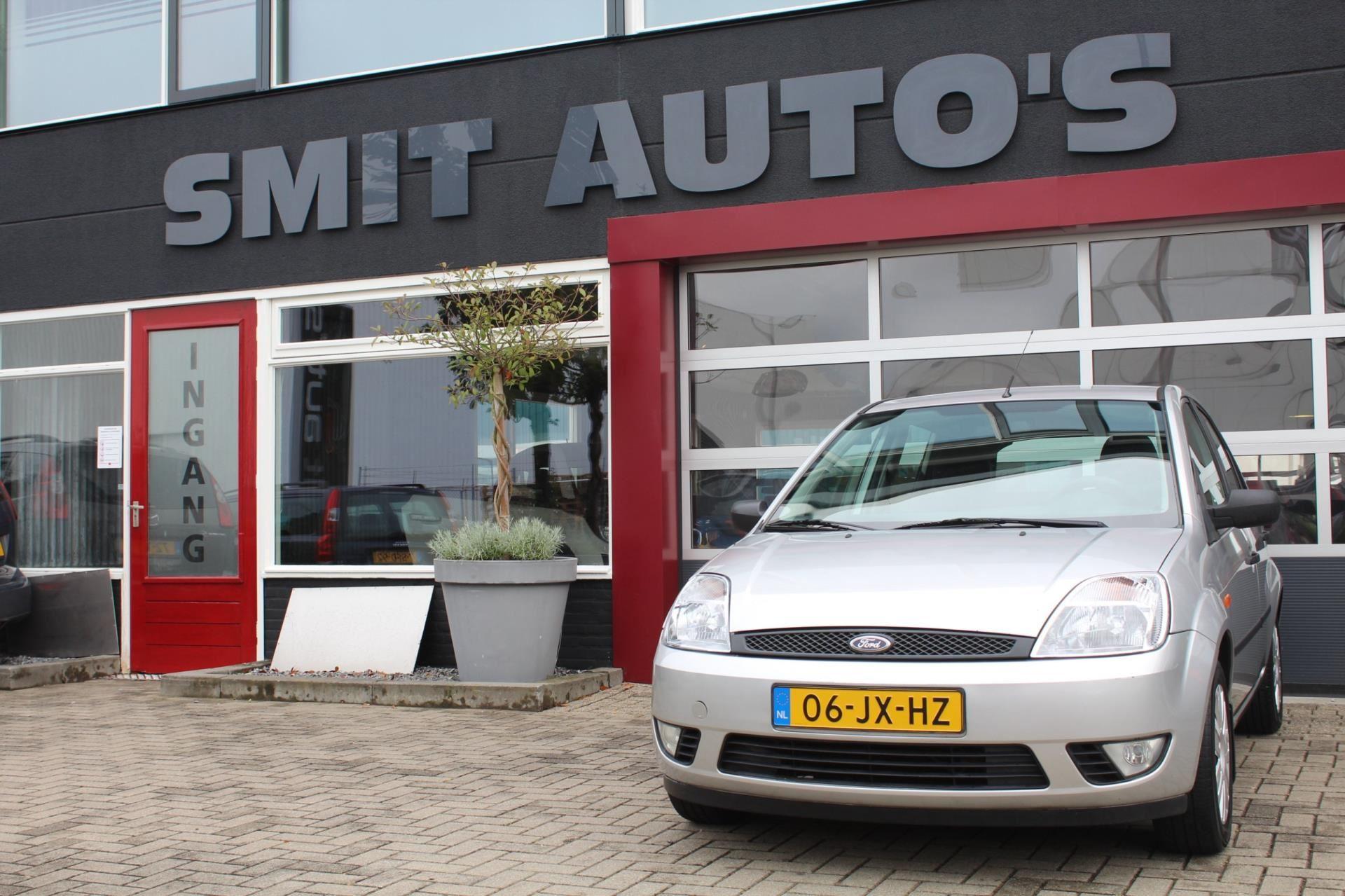 Ford Fiesta occasion - Smit Auto's