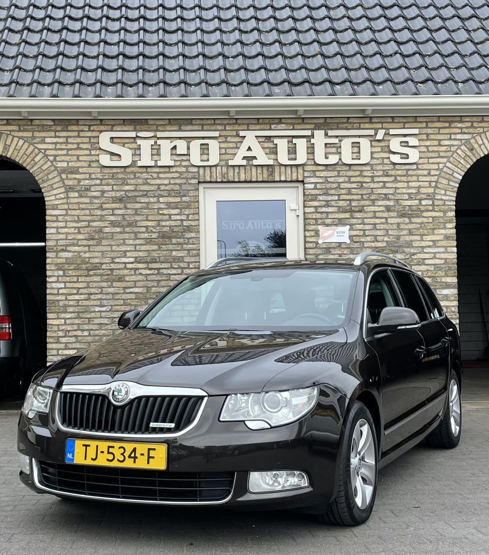 Skoda Superb Combi occasion - Siro Auto's