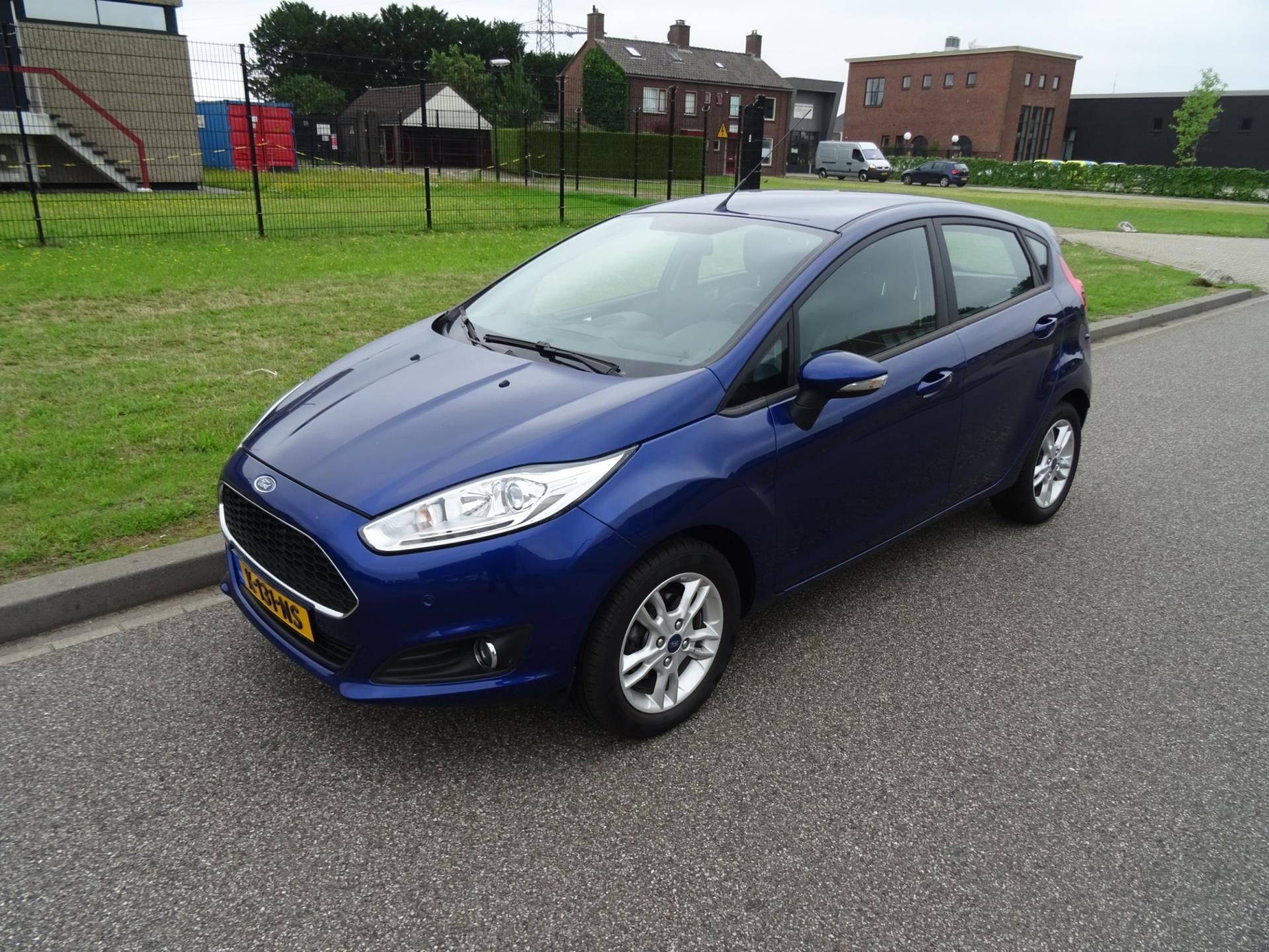 Ford Fiesta occasion - Autopark Brabant